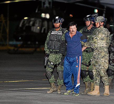 'El Chapo', amante apasionado y peligroso