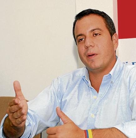 """Guillermo Celi: """"Empezamos por la unidad legislativa"""""""