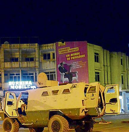 Al Qaeda mata a 29 personas en un atentado