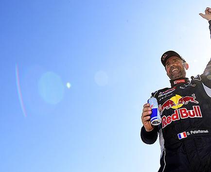 Francés ganó el Dakar