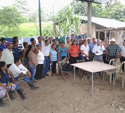 Las Tachuelas ratifica que es de Manabí