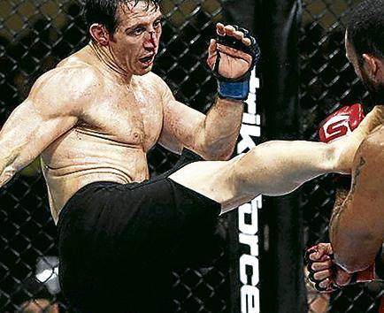 Luchador de UFC sería  amenazado por el estado islámico