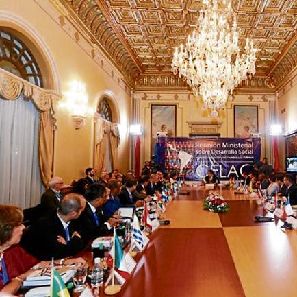 Quito acogerá  a mandatarios