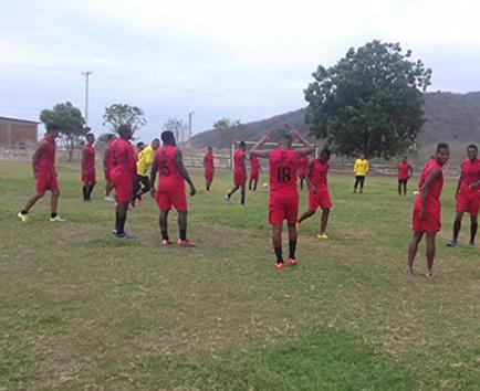 Liga de Portoviejo entrena sin pausas