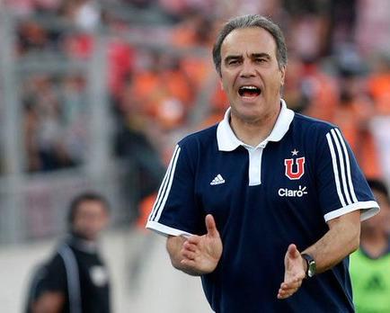 Lasarte, abierto a posibilidad de entrenar a Chile si recibe propuesta seria