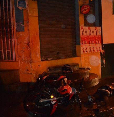 Motociclista murió en la cooperativa 2 de Mayo de Santo Domingo