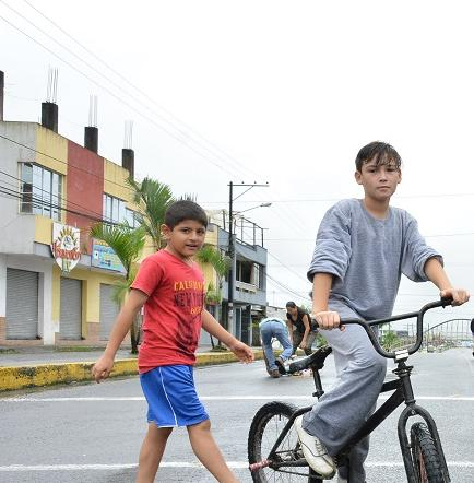 Ciclopaseo de Santo Domingo tendrá guías de ruta en este año 2016