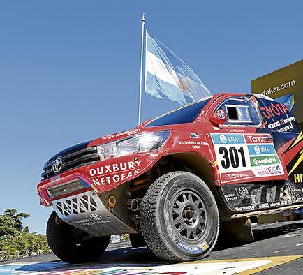El Dakar termina con poco brillo