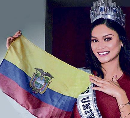 Miss Universo 2015 habló sobre sus nuevos retos, y de Cipriani