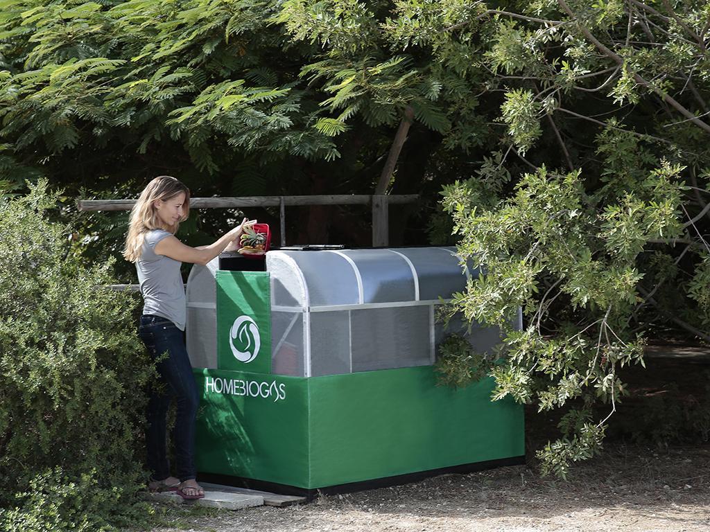 Residuos orgánicos se convierten en combustible