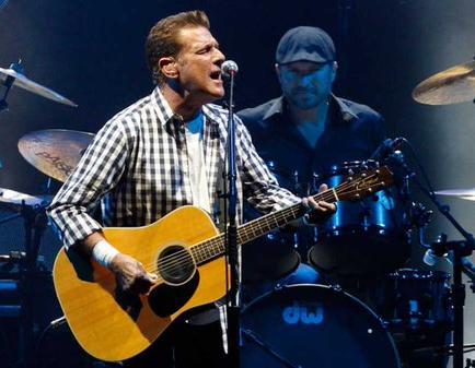 Muere Glenn Frey, uno de los fundadores de la banda de rock los Eagles