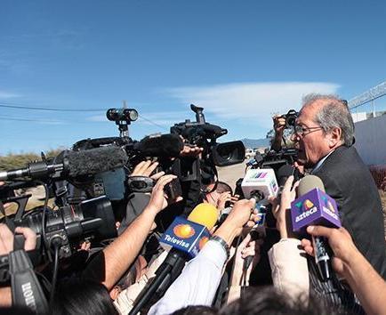 """'El Chapo' está """"incomunicado"""""""