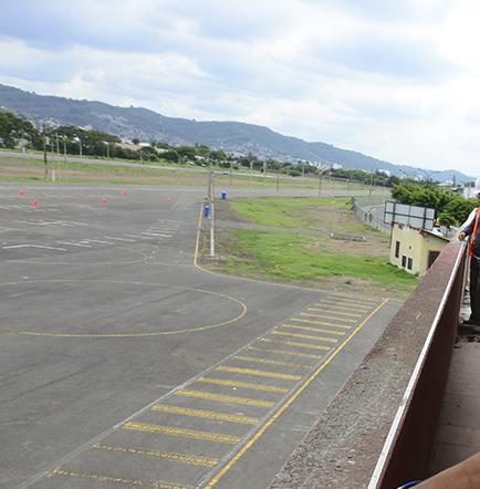 1.400 viviendas se proyectan dentro del aeropuerto
