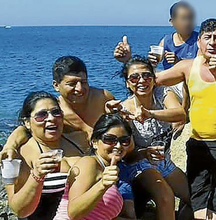 Huyó el asesino de ecuatorianos en Venezuela