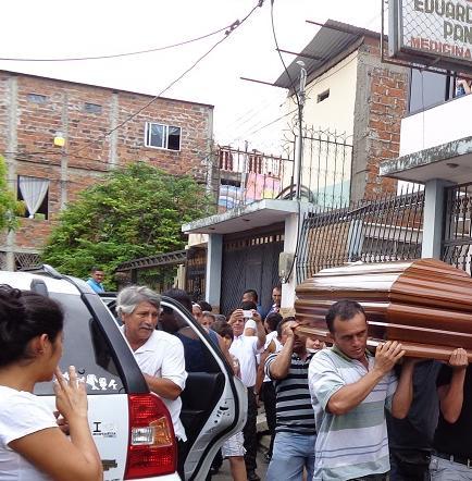 Jóvenes portovejenses fueron asesinados a balazos en el Oriente