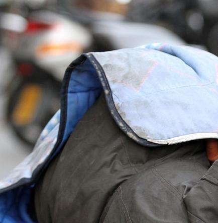 Lanzan aplicación que permite localizar a personas que duermen en la calle