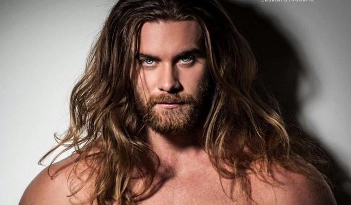 Brock O'Hurn, el 'lumbersexual' que arrasa en redes