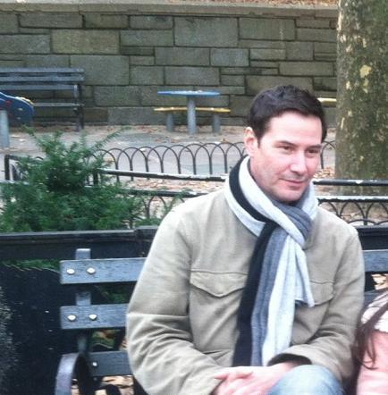 Niña ecuatoriana actuará en película con Keanu Reeves