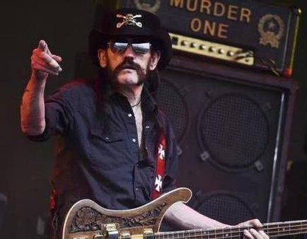 Lemmy Kilmister, líder de Motörhead, murió de cáncer de próstata