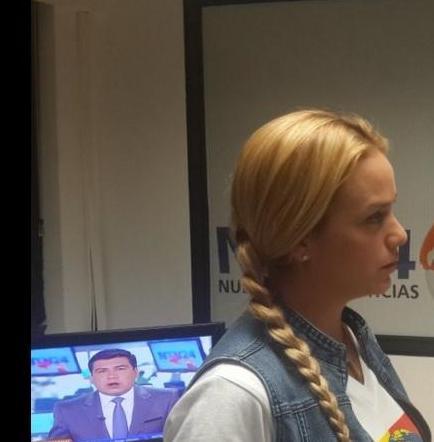 Paraguay rechaza 'trato denigrante' a esposa y madre de Leopoldo López