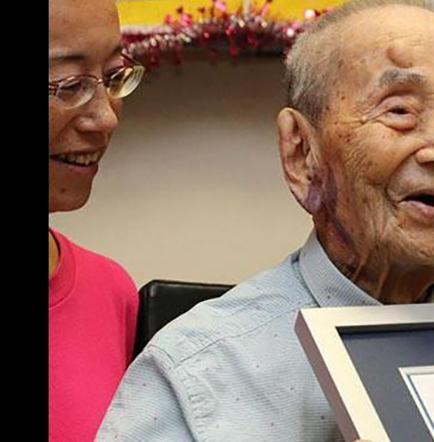Muere a los 112 años