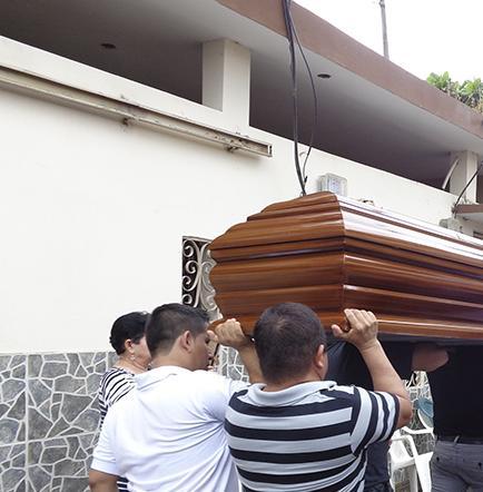 Los primos Vélez fueron  asesinados a balazos