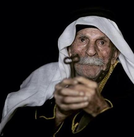 Muere el palestino más viejo, un hombre de 128 años de edad