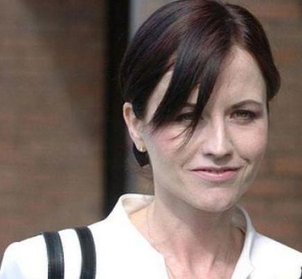 Vocalista de The Cranberries conocerá en febrero su sentencia por agredir a policía