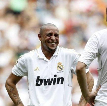 Roberto Carlos visitó la ciudad deportiva y negocia su regreso al Real Madrid