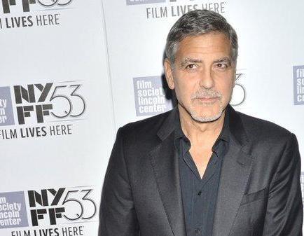 George Clooney critica la falta de diversidad en los Óscar