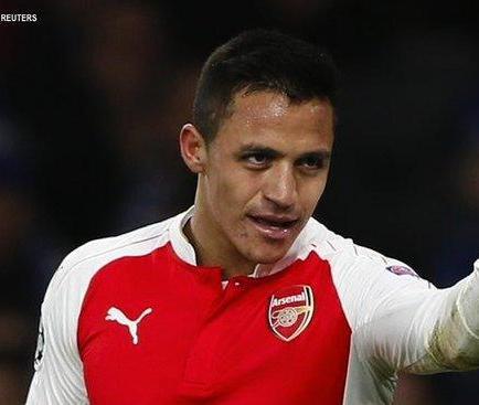 El Arsenal quiere 'minimizar el riesgo de lesión' de Alexis Sánchez