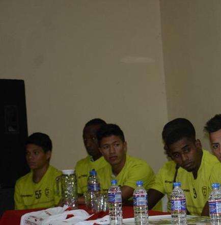 Colón FC presenta a 10 nuevos refuerzos