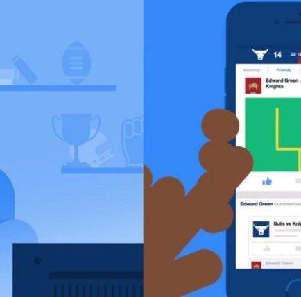 Facebook lanza un espacio dedicado en exclusiva a eventos deportivos