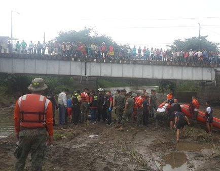 Dos niñas mueren ahogadas en el río Milagro