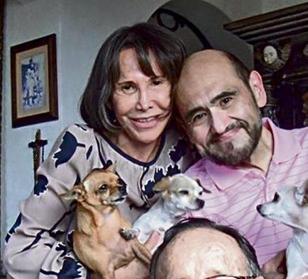 Al 'señor  Barriga' le preocupa Florinda Meza