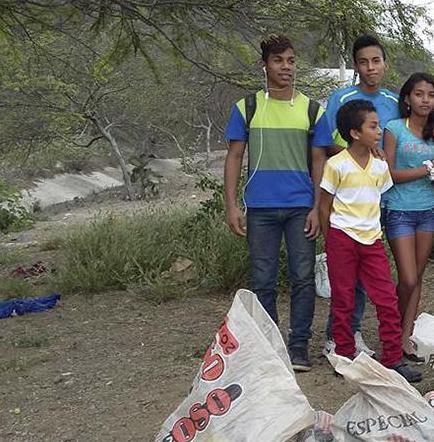 """Iniciarán campaña  ambiental """"Los Pekes  del cerro"""" en el cantón"""
