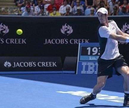 Andy Murray avanza a tercera ronda en el Abierto de Australia