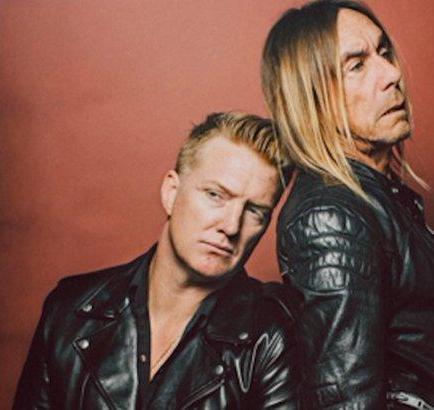 Iggy Pop y Josh Homme anuncian un disco conjunto para marzo