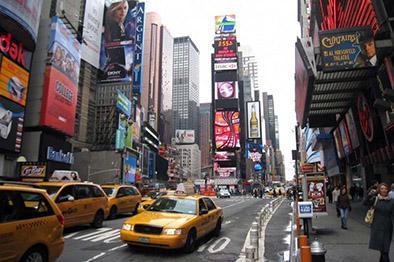 Nueva York recibió 58,3  millones de turistas el 2015