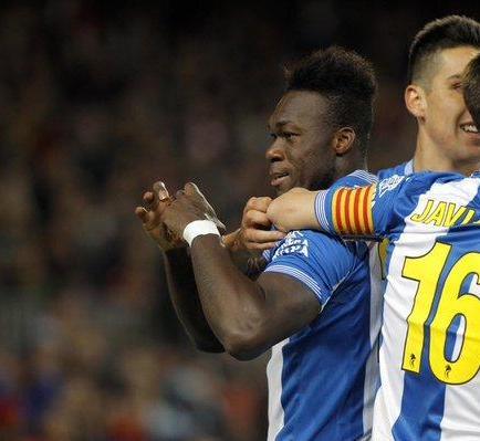 'Felipao' Caicedo marcó un gol, pero salió lesionado