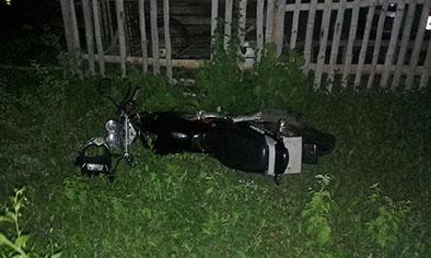 Ladrón abandona la moto que había robado al ver a los policías