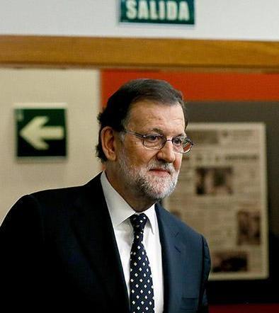 Mariano Rajoy desiste ser candidato a gobierno español