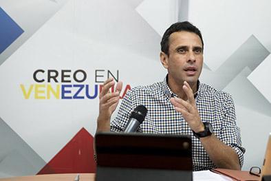 Oposición dice no al decreto de emergencia