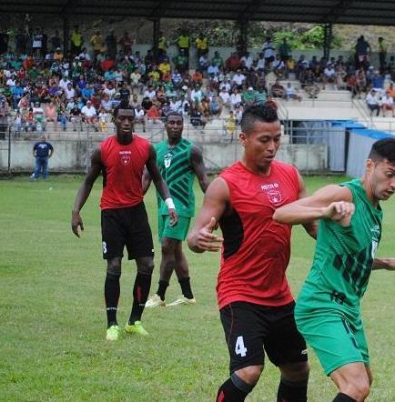 Liga de Portoviejo cayó 0-1 ante River Ecuador en partido amistoso (VIDEO)