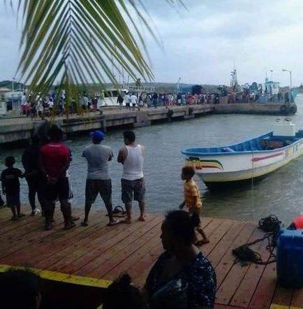 Nueve turistas costarricenses mueren en naufragio en el Caribe de Nicaragua
