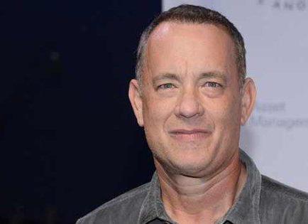 Tom Hanks visita Chile con la esperanza de conocer la Antártida