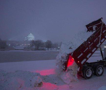 Nueve personas mueren en accidentes en EE.UU. a causa del temporal