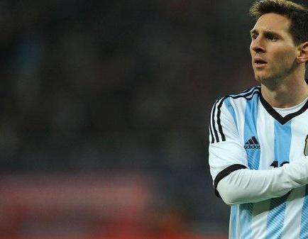 Messi: 'Queremos seguir creciendo para ganar un título con Argentina'