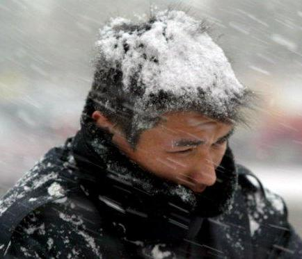 China eleva la alerta por el peor frente frío en décadas