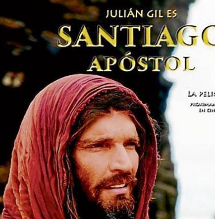 Se acerca filme sobre apóstol santiago